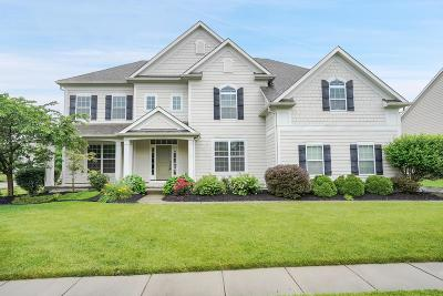 Blacklick Single Family Home For Sale: 7355 Pinecrest Drive