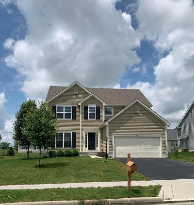 Pickerington Single Family Home For Sale: 213 Warbler Court
