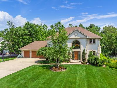 Lewis Center Single Family Home For Sale: 3358 Foxcroft Drive