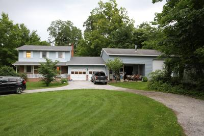 Single Family Home For Sale: 100 Penry Road