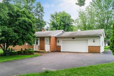 Single Family Home For Sale: 6673 Johnson Road