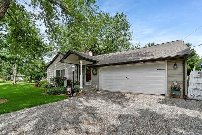 Blacklick Single Family Home For Sale: 7840 Havens Corners Road
