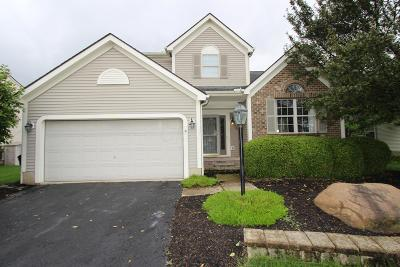 Hilliard Single Family Home For Sale: 5375 Sutter Home Road
