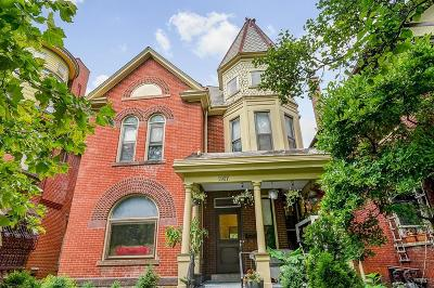 Columbus Single Family Home For Sale: 1167 Neil Avenue