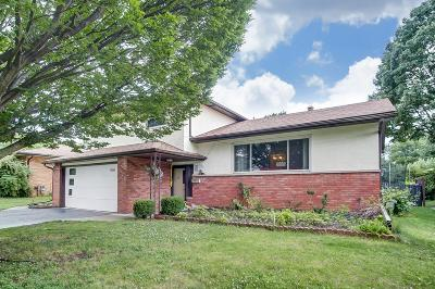 Columbus Single Family Home For Sale: 1459 Cottonwood Drive