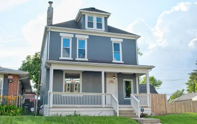 Columbus Single Family Home For Sale: 441 S 22nd Street
