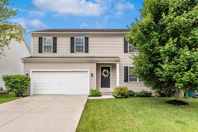 Blacklick Single Family Home For Sale: 7893 Headwater Drive