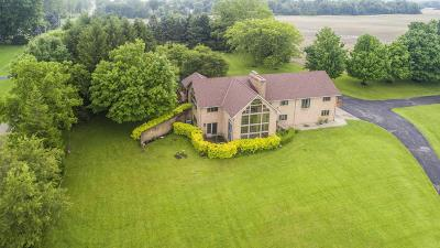 Centerburg Single Family Home For Sale: 4100 White Road