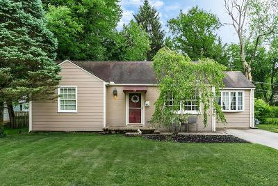 Worthington Single Family Home For Sale: 453 N Selby Boulevard