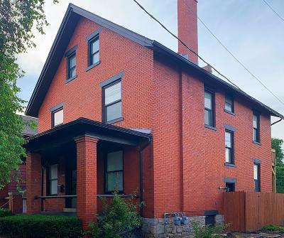 Columbus Single Family Home For Sale: 430 E Moler Street