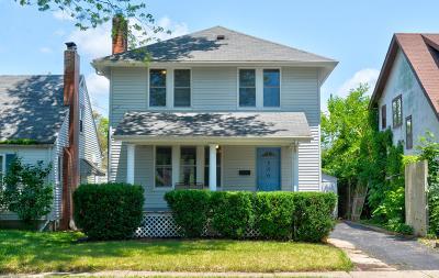 Clintonville Single Family Home For Sale: 586 E Weber Road