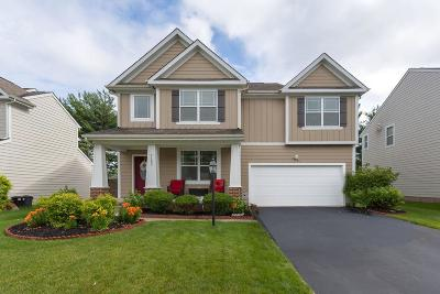 Columbus Single Family Home For Sale: 1183 Tessier Drive
