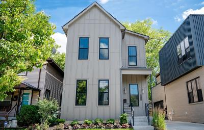 Columbus Single Family Home For Sale: 251 E 3rd Avenue