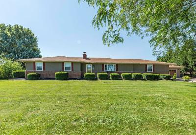 Columbus Single Family Home For Sale: 4265 Trabue Road