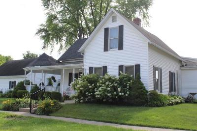 Mount Vernon Single Family Home For Sale: 201 S Rogers Street