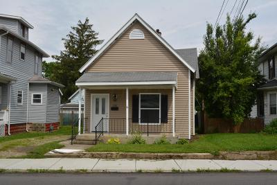 columbus Single Family Home For Sale: 728 Columbus Avenue