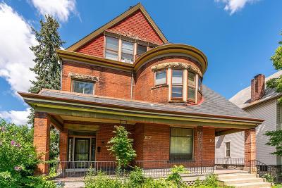Columbus Multi Family Home For Sale: 83-87 Wilson Avenue