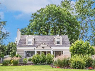 columbus Single Family Home For Sale: 3157 Mountview Road