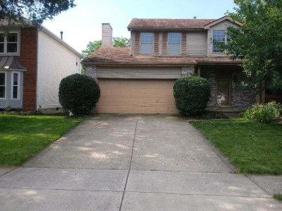 Worthington Single Family Home For Sale: 1337 Boswall Drive