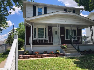Columbus Single Family Home For Sale: 772 S Wayne Avenue