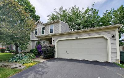 Hilliard Single Family Home For Sale: 5284 Gillette Avenue