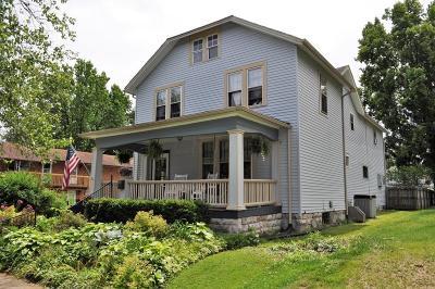 Lancaster Single Family Home For Sale: 336 E Wheeling Street