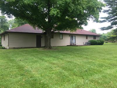 Blacklick Single Family Home For Sale: 8001 Kennedy Road