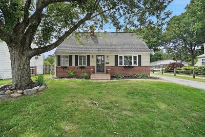 Columbus Single Family Home For Sale: 193 Deerfield Road