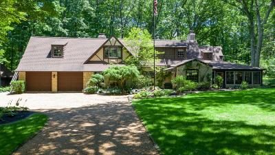 Westerville Single Family Home For Sale: 7830 Schott Road