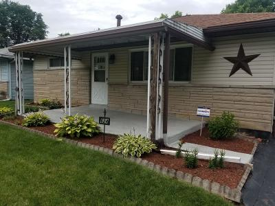 Columbus Single Family Home For Sale: 624 Basswood Road