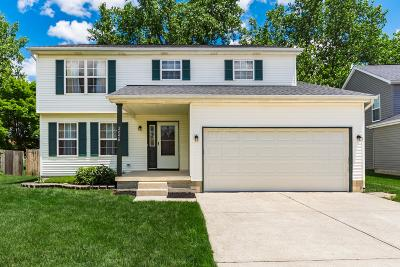 Grove City Single Family Home For Sale: 2656 Willowgate Road