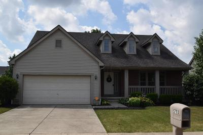 Hilliard Single Family Home For Sale: 5753 Middleby Drive