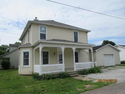 Sugar Grove Single Family Home For Sale: 206 E 3rd Street