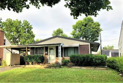 Columbus Single Family Home For Sale: 620 French Drive