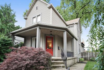 Columbus Single Family Home For Sale: 116 Hanford Street