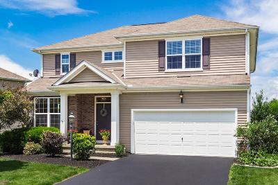 Sunbury Single Family Home For Sale: 302 Butterfly Drive