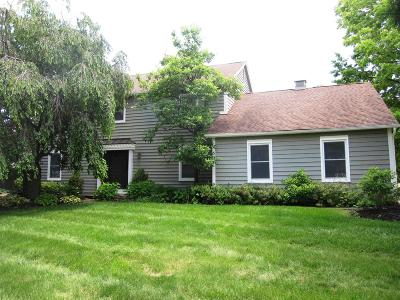 Westerville Single Family Home For Sale: 596 Grist Run Road