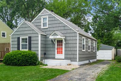 Clintonville Single Family Home For Sale: 4913 Elks Drive