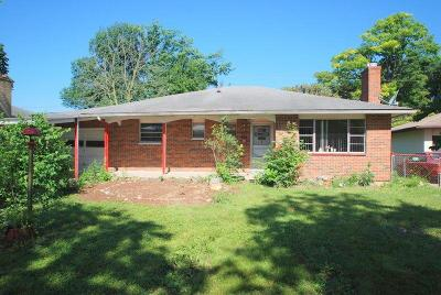 Single Family Home For Sale: 1059 Chestershire Road