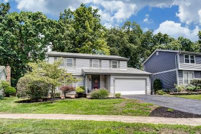Clintonville Single Family Home For Sale: 552 Indian Summer Drive