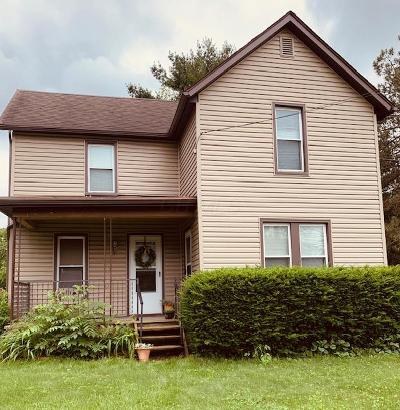 Delaware Single Family Home For Sale: 633 W William Street