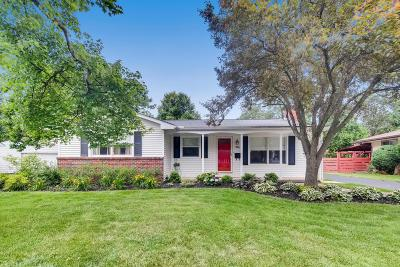 Worthington Single Family Home For Sale: 324 E Stafford Avenue