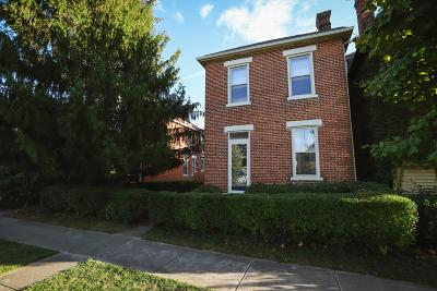 Single Family Home For Sale: 519 E Sycamore Street