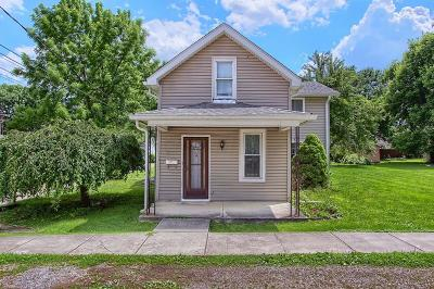 Pickerington Single Family Home For Sale: 153 W Borland Street
