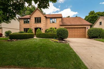 Westerville Single Family Home For Sale: 776 Waterton Drive