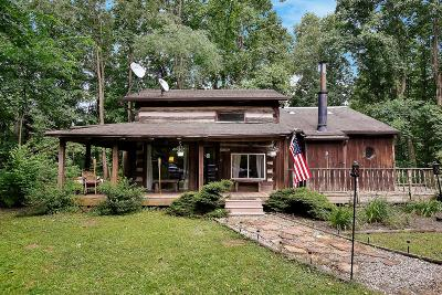 Single Family Home For Sale: 18601 Chambers Road