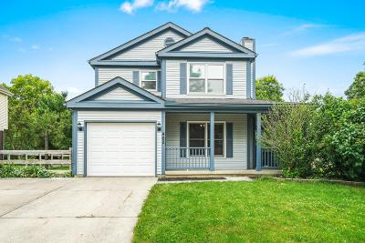 Delaware Single Family Home For Sale: 460 Federal Circle