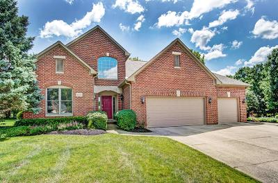 Westerville Single Family Home For Sale: 6056 Haig Point Court