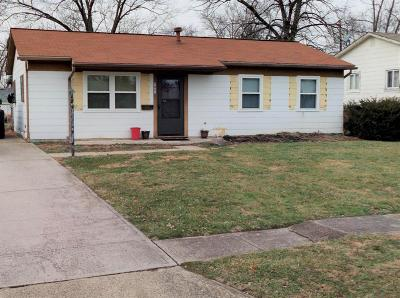 Columbus Single Family Home For Sale: 3861 Atkinson Road