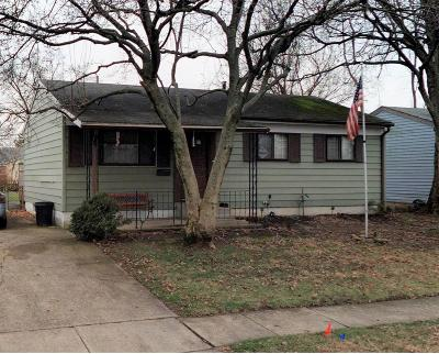 Columbus OH Single Family Home For Sale: $69,900
